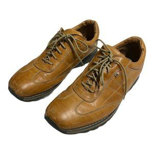 Franco Fortini Leather Sneakers Shoes sz 13m
